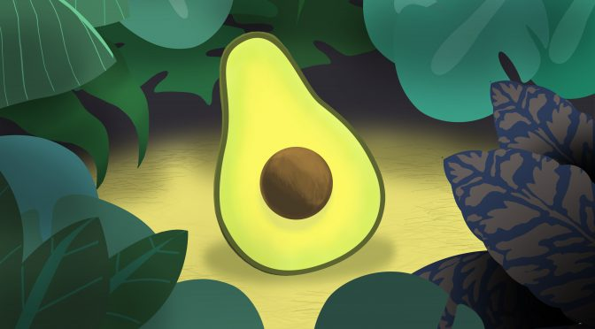 New painting for redbubble.comhttps://www.redbubble.com/people/cbpro/works/40925831-avocado?asc=u